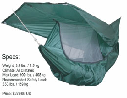 not to snub the cold weather enthusiasts the north american model is designed for cold climates  rogue turtle  tent hammocks  rh   rogueturtle