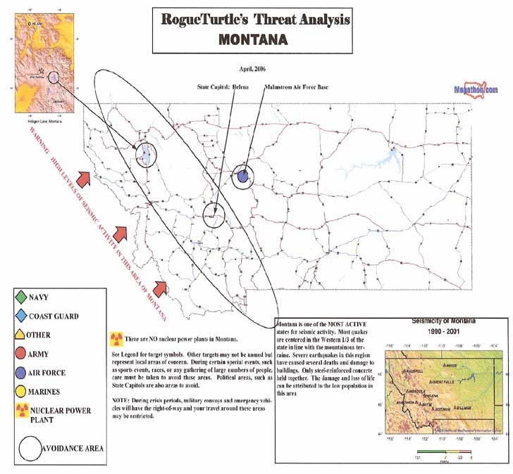 Montana Threat Assessment