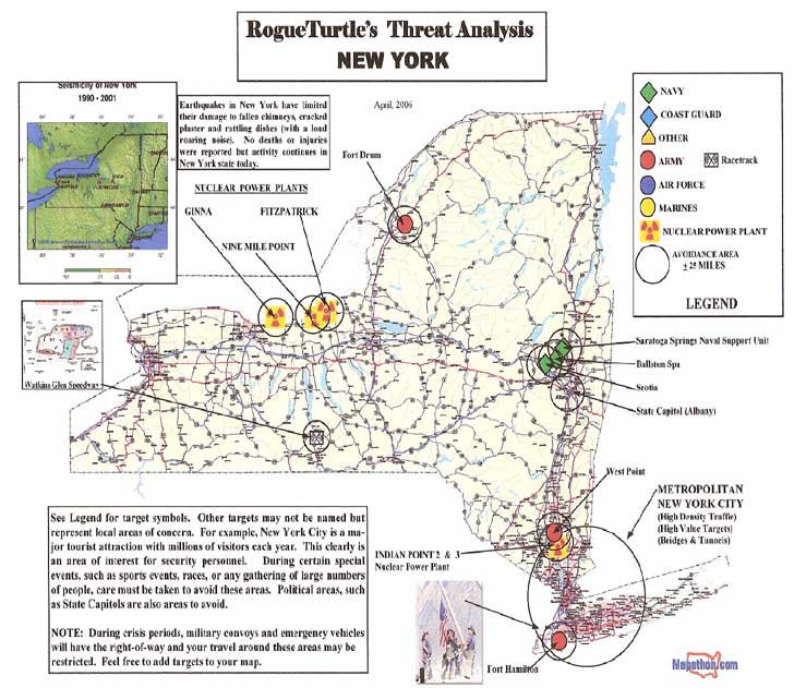 New York Threat Assessment
