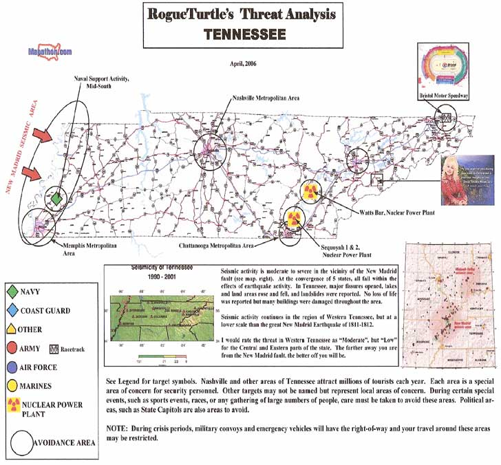 Tennessee Threat Assessment